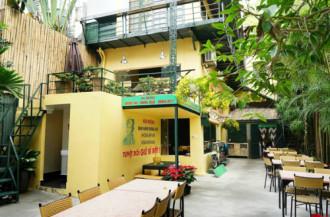 Quán ăn mậu dịch nổi tiếng ở Hà Nội