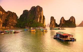 Việt Nam vào top điểm đến hạnh phúc nhất thế giới