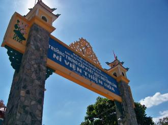 Chùa Bánh Xèo - điểm du lịch tâm linh ở Vũng Tàu