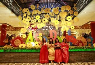 Đồng quê Việt Nam tái hiện trong Lễ hội Hạt Ngọc Trời