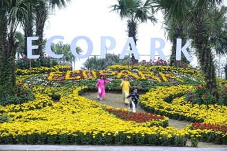 Lễ hội hoa xuân lớn nhất miền Bắc
