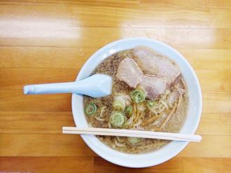 Món mì Kitakata Ramen nổi tiếng ở Fukushima