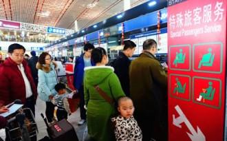 Người Trung Quốc đổ xô đi nước ngoài nghỉ lễ