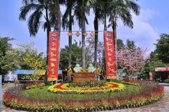 Nhiều hoạt động thú vị tại Madagui dịp Tết