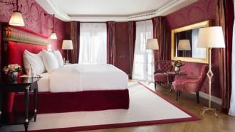 Những khách sạn hoa lệ cho ngày Valentine