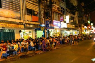 Khu phố Tây Sài Gòn có thể thành phố đi bộ