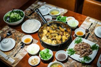 """Đến """"Vua Chả Cá"""" thưởng thức món ăn đậm chất Hà thành"""