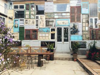 Trào lưu ở homestay đầy chất nghệ thuật tại Đà Lạt
