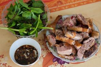 3 quán vịt nướng đắt khách ở Hà Nội
