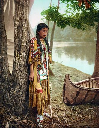 Ảnh hiếm về thổ dân Mỹ thế kỷ 19, 20