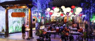 Nhà hàng hải sản tươi sống ở Thành Phố Biển Nha Trang
