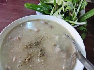 Những quán cháo đêm cho khách du lịch Hà Nội