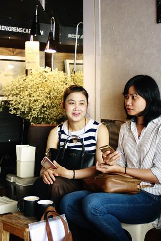 Quán cà phê khởi nghiệp từ xe đạp dạo ở Hà Nội