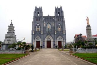 4 Tiểu vương cung Thánh đường ở Việt Nam