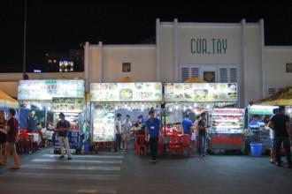 Ẩm thực chợ đêm Bến Thành - Phong phú và đa dạng