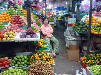 Ba khu chợ nổi tiếng ở thành phố biển Phan Thiết