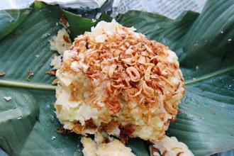 Ba món xôi sáng thơm ngon ở Hà Nội