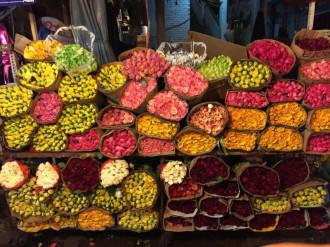 Chợ hoa 30 năm tuổi đêm không ngủ ở Sài Gòn