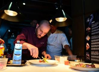 Đầu bếp danh tiếng Pháp phục vụ thực khách Sài Gòn