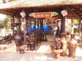 Đến Phan Rang ăn đặc sản và ngắm gốm Chăm Bầu Trúc