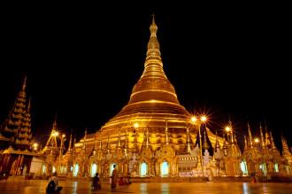 Ghé thăm ngôi chùa bề thế bậc nhất thế giới ở Myanmar