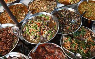 """Ghé thăm những """"thiên đường ẩm thực"""" của thế giới"""