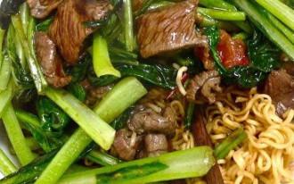Hai quán mì tôm nổi tiếng Hà Thành