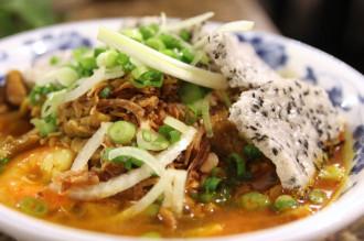 Mì Quảng - Nốt trầm trong 'bản nhạc' ẩm thực đa sắc Sài Thành