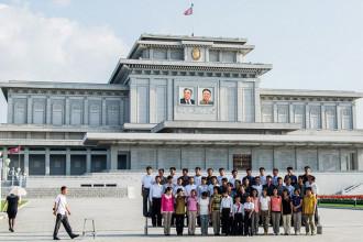 Thủ đô Triều Tiên với những kiến trúc độc đáo