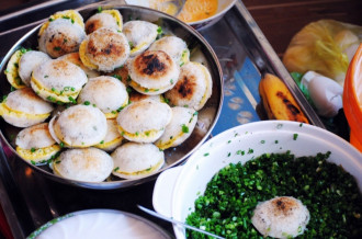 Thưởng thức món ăn 'linh hồn' đất Ninh Thuận