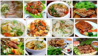 Thưởng thức những món ngon Nha Trang