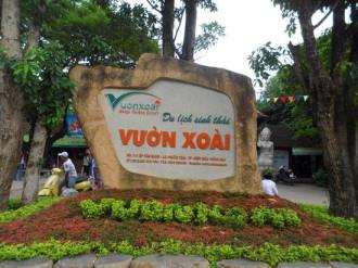 Vườn Xoài - Khu du lịch sinh thái miền Nam