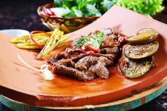 Bò 29 vị, món mới chinh phục thực khách ở Sài Gòn