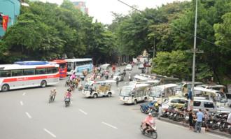 Hà Nội sẽ thí điểm tuyến phố đi bộ quanh Hồ Gươm