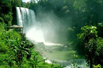 Hành trình khám phá thác Dambri giữa đại ngàn xanh