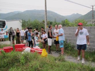 'Hội những kẻ quấy rối' đổ bộ vào Nha Trang