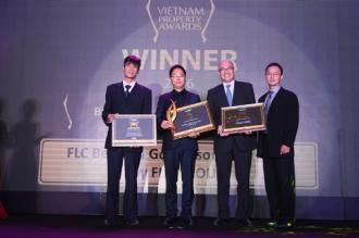 Khu nghỉ dưỡng tại Phú Quốc giành 5 giải thưởng lớn