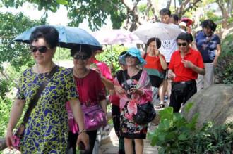 Làm rõ việc người Trung Quốc làm việc trong công ty ở Nha Trang