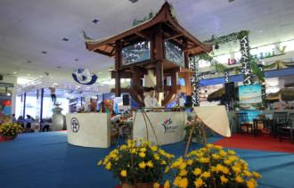 Lần đầu tổ chức hội chợ du lịch tại Hoàng thành Thăng Long