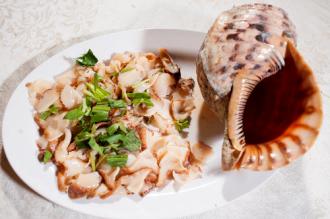 Những loại hải sản có tên độc lạ