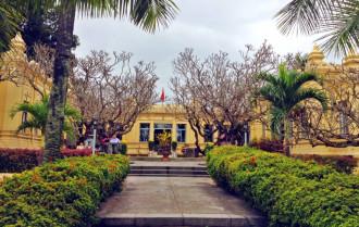 Trải nghiệm khác biệt khi bước vào Bảo tàng Chăm - Đà Nẵng