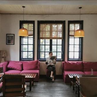 Hai quán cà phê mở xuyên đêm trên phố Tống Duy Tân