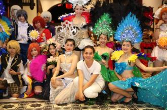 Lễ hội sắc màu châu Á tại Đà Nẵng
