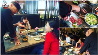 Nét đặc trưng của thực đơn nướng Nhật Bản Omakase