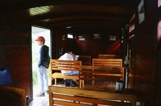 Quán cà phê trên toa tàu hơn 80 năm tuổi ở Đà Lạt