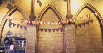 Quán phục vụ bia bơ trong truyện Harry Potter ở Hà Nội