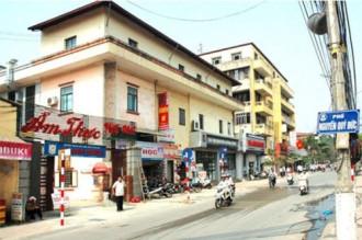 Hà Nội có thêm phố đi bộ Nguyễn Quý Đức