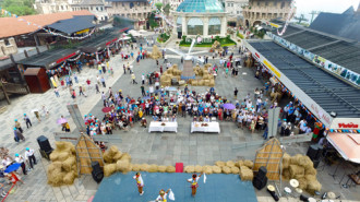 Hơn 6.000 du khách tham dự lễ hội bia B'estival Bà Nà Hills 2016