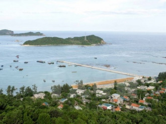 Khách nước ngoài lên đảo Cô Tô không cần giấy phép