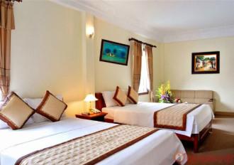 Một loạt khách sạn ở Hà Nội bị thu hồi công nhận 3 sao